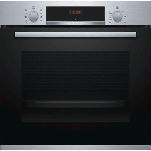 Serie | 4 Lò Nướng Bosch HBA512BRO Điều Khiển Cơ Dễ Dàng Cho Việc Lựa Chọn Các Chức Năng Nướng