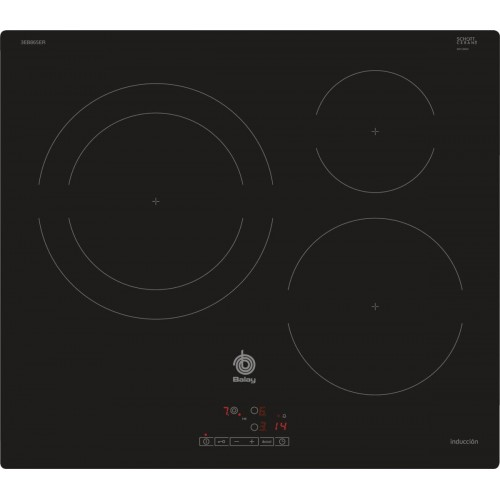 Serie | 4 Bếp từ Bosch Balay 3EB865ER Thiết kế mới, điều khiển cảm ứng linh hoạt